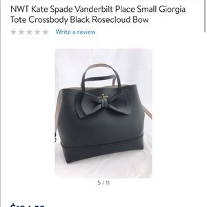 kate spade Bags - ✨*NWT*✨ Kate Spade ♠️ cross body bag
